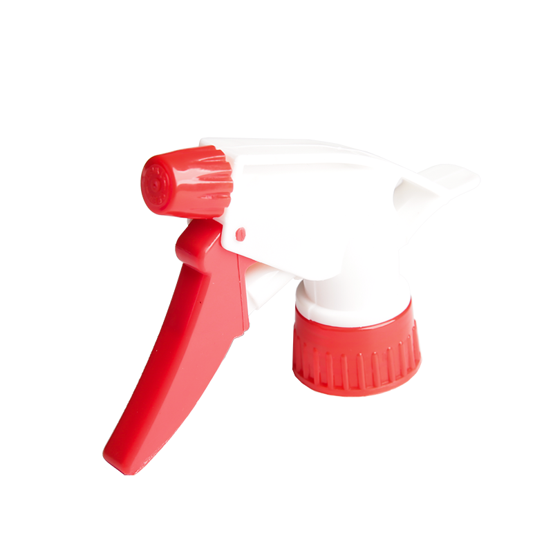 Red And White Spray Gun